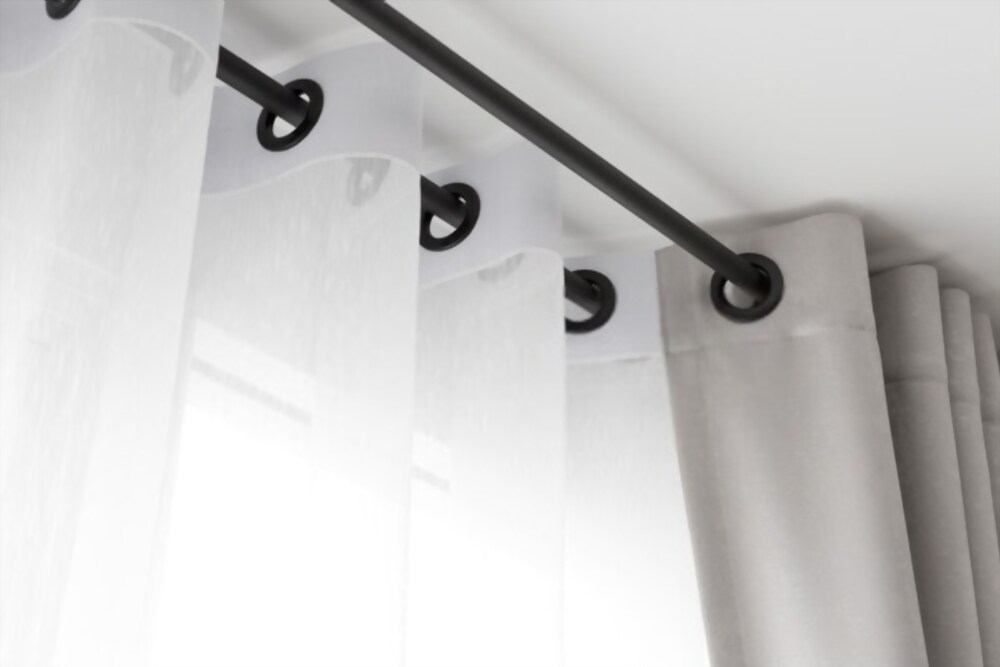 Modern Curtains Rings Dubai